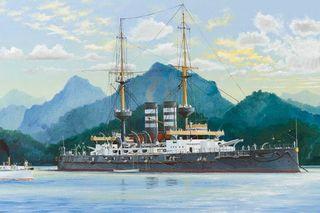 Hobbyboss 1:200 Japanese Battleship Mikasa 1902