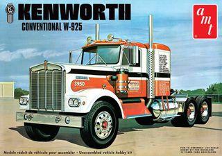 AMT 1:25 Kenworth W925