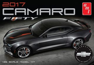 AMT 1:25 2017 Chevy Camaro 50Th An