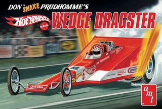 AMT 1:25 Don 'Snake Prudhomme Wedge *D