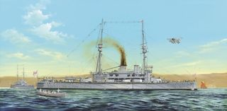 1:350 HMS AGAMENON