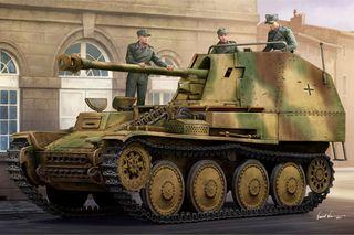 Hobbyboss 1:35 Marder Iii Ausf.M Tank Destroyer *D