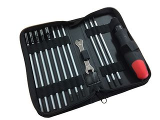 Redback Tool Kit Fabric Case 17 ToolsIn One