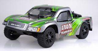 IRON HAMMER, 1/12 SCT, 2WD, BRUSHED