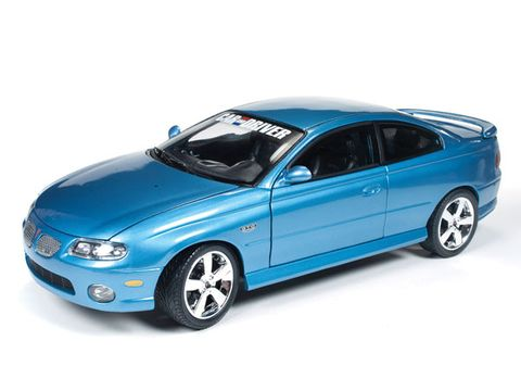 Autoworld 1:18 2004 Pontiac Gto Coupe Car  *