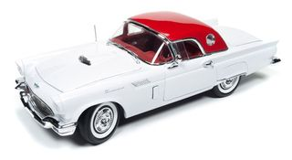1:18 1957 FORD THUNDERBIRD CONVERTIBLE*D