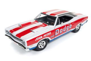 Autoworld 1:18 1969 Dodge Coronet Sup/ Bee *