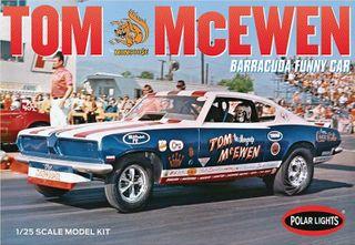 "1:25 Tom ""Mongoose"" McEwen 69 Barra Funn"