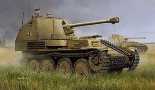 Hobbyboss 1:35 Marder Iii Ausf.M Tank Destr.Erly*D