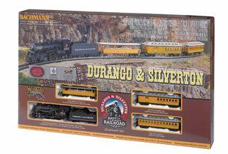 Bachmann Set Durango & Slvrt