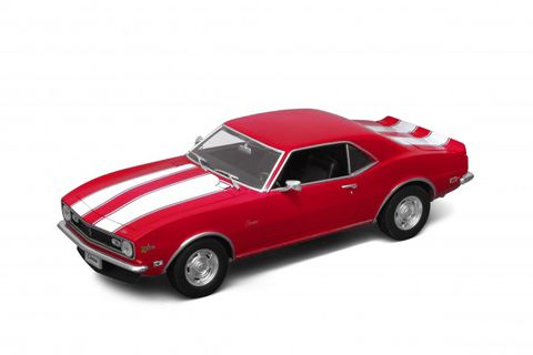 Welly 1:18 1968 Chevrolet Camaro Z28 (Red)