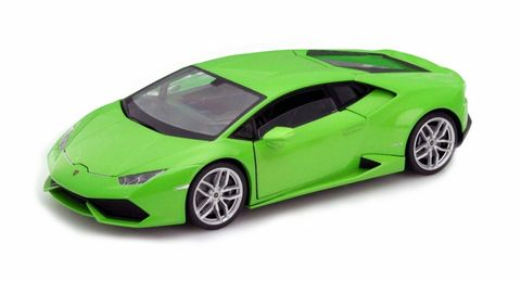 Welly 1:18 Lambo Huracan Lp610-4 (ColimaLime)