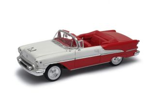 Welly 1:24 Gm 1955 Oldsmobile Super 88 (Red)
