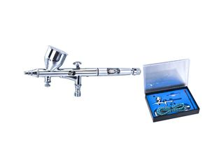 HSeng Hs-80K Kit Dual Action Airbrush