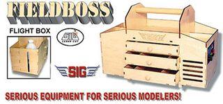 Sig Fieldboss Flight Box Kit Laser Cut