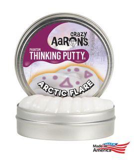 Crazy Aarons AF020 Arctic Flare 4 Tin +Glow Charger