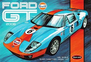 1:25 2006 Ford GT (Snap)