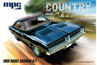MPC 1:25 1969 Dodge Country Charger R/T