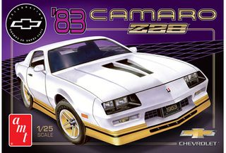 AMT 1:25 83 Chevy Camaro Z-28 (50Th Anni)*D