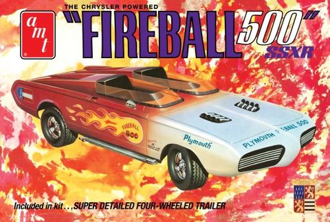 AMT 1:25 George Barris Fireball 500 *D(Co