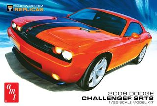 1:25 2008 Dodge Challenger SRT8