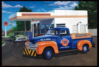 AMT 1:25 1950 Chevy Pickup