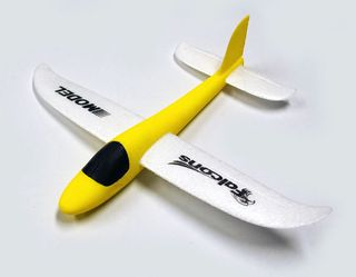 Toys Hand Launch Glider 31mm Falcon