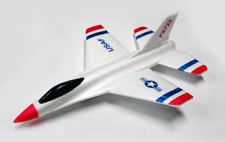 Toys Hand Launch Glider 29cm F-16
