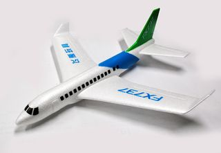 Toys Hand Launch Glider 475mm Airliner