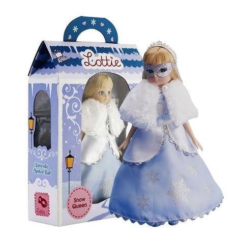 Lottie Doll Snow Queen Doll