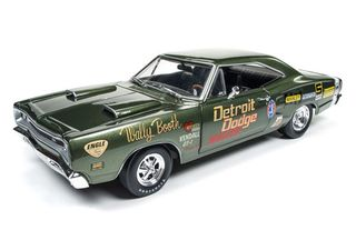 1:18 1969 DODGE SUPER BEE WALLY *