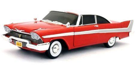 "1:18 1958 Plymouth Fury ""Christine"""