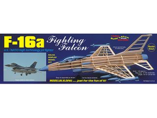 Guillows F-16A Fighting Falcon 1:30 Scale