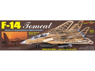 Guillows F-14 Tomcat 1:40 Scale