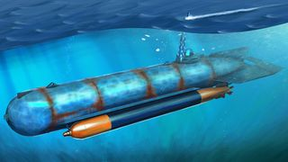 Hobbyboss 1:35 German Molch Midget Submarine