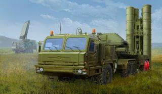 Hobbyboss 1:35 Russian Baz-64022 W/Tel S