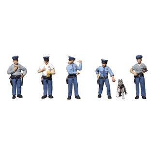 Woodland Scenics Ho Policemen