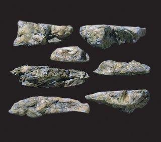 Woodland Scenics Rock Mold-Embankments (5X7)