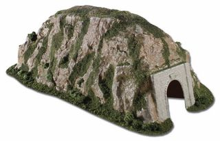 N SCALE STRAIGHT TUNNEL