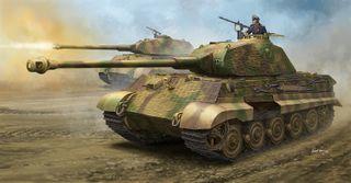 Hobbyboss 1:35 German Sd.Kfz. 182 King Tiger