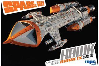 MPC 1:72 Space: 1999 Hawk Mk Ix