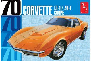 AMT 1:25 1970 Chevy Corvette Coupe