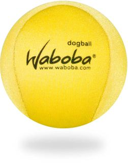 Waboba Fetch Ball Yellow 1Pc ( Dogs )