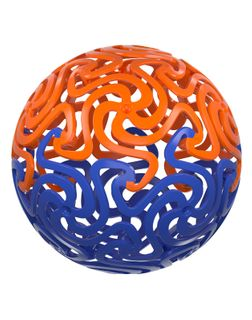 Waboba Brain Ball 1pc