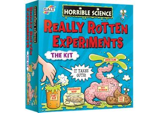 HORRIBLE SCIENCE REALLY ROTTEN EXPERIMEN
