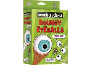 HORRIBLE SCIENCE BOUNCY EYEBALLS