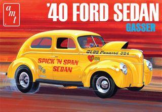 AMT 1:25 1940 Ford Sedan (Oas)