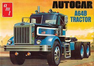 AMT 1:25 Autocar A64B Semi Tractor