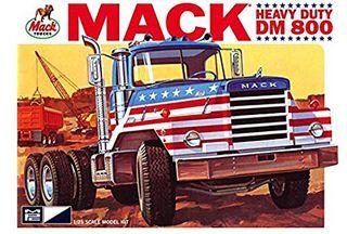 MPC 1:25 Mack Dm800 Semi Tractor