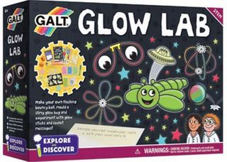 Galt Horrible Science Galt Glow Lab